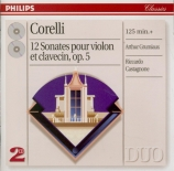 CORELLI - Grumiaux - Sonate pour violon op.5 n°7