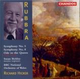 RUBBRA - Hickox - Symphonie n°8 op.132