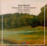 BRUCH - Ensemble Ulf Ho - Octuor pour cordes