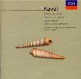 RAVEL - Dutoit - Boléro, ballet pour orchestre en do majeur