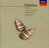 SIBELIUS - Ashkenazy - Finlandia, poème symphonique pour orchestre op.26