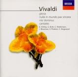 VIVALDI - Hogwood - Gloria en ré majeur, pour deux sopranos, alto, chœur