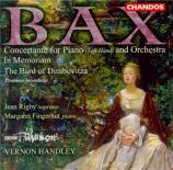 BAX - Handley - In memoriam (1916), sextuor pour cor anglais, harpe et q