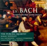 Harpsichord Concertos vol.3