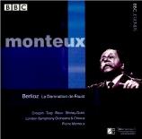 BERLIOZ - Monteux - La Damnation de Faust