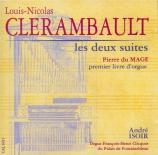 CLERAMBAULT - Isoir - Suites du premier et deuxième ton