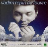 Vadim Repin au Louvre