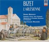 BIZET - Malgoire - L'arlésienne, musique de scène pour orchestre WD.28