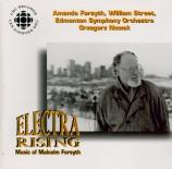 FORSYTH - Nowak - Electra Rising, pour violoncelle et orchestre
