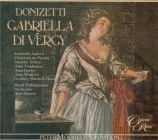 DONIZETTI - Francis - Gabriella di Vergy
