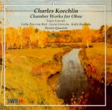Chamber works for oboe