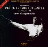 WAGNER - Knappertsbusch - Der fliegende Holländer (Le vaisseau fantôme) Live Bayreuth 1955