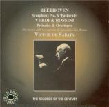 BEETHOVEN - De Sabata - Symphonie n°6 op.68 'Pastorale'