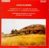 HAMERIK - Dausgaard - Symphonie n°3 op.33 'Lyrique'