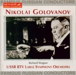 WAGNER - Golovanov - Rienzi, der Letzte der Tribunen (Rienzi, le dernier
