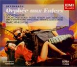 OFFENBACH - Minkowski - Orphée aux Enfers
