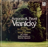 VRANICKY - Stamitz Quartet - Sextuor n°7 en sol majeur