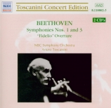 BEETHOVEN - Toscanini - Symphonie n°1 op.21