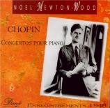 CHOPIN - Mewton-Wood - Concerto pour piano et orchestre n°1 en mi mineur