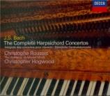 The Complete Harpsichord Concertos
