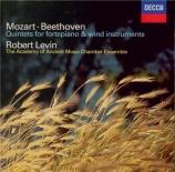 MOZART - Academy of Anci - Quintette pour piano, hautbois, clarinette, c