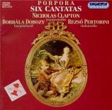 Six Cantatas