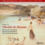 SEVERAC - Le Roux - Mélodies