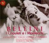 BELLINI - Abbado - I Capuleti e i Montecchi (Les Capulets et les Montaig