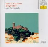 GRANADOS - Luisada - Goyescas, suite pour piano