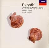 DVORAK - Kertesz - Carnaval, ouverture de concert pour orchestre op.92 B