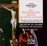 HAYDN - Moglia - Les sept dernières paroles du Christ sur la croix, vers