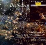 BEETHOVEN - Maazel - Symphonie n°5 op.67