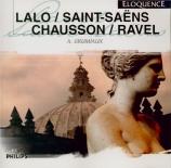 LALO - Grumiaux - Symphonie espagnole op.21