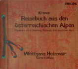 Journal de voyage dans les Alpes Autrichiennes
