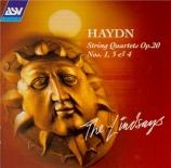 HAYDN - Lindsay String - Quatuor à cordes n°31 en mi bémol majeur op.20