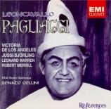 LEONCAVALLO - Cellini - I Pagliacci (Paillasse)