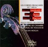 Cordes françaises au XXème siècle