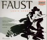SPOHR - Arp - Faust