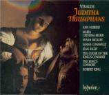VIVALDI - King - Juditha triumphans devicta Holofernes barbarie, oratori