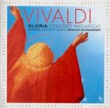 VIVALDI - Alessandrini - Gloria en ré majeur, pour deux sopranos, alto