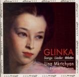 GLINKA - Mkrtchian - Mélodies