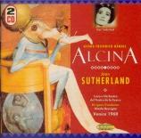 HAENDEL - Rescigno - Alcina, opéra en 3 actes HWV.34 live Venezia 19 - 2 - 1960