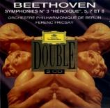 BEETHOVEN - Fricsay - Symphonie n°3 op.55 'Héroïque'