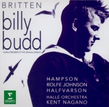 BRITTEN - Nagano - Billy Budd, opéra op.50