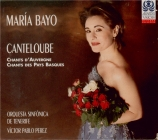 CANTELOUBE DE MALARET - Bayo - Chants d'Auvergne