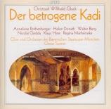 GLUCK - Suitner - Der betrogene Kadi (Le cadi dupé)