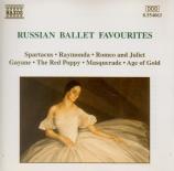 Les plus beaux ballets russes