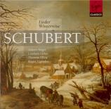 SCHUBERT - Auger - Gretchen am Spinnrade (Goethe), lied pour voix et pia