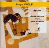 WOLF - Hartman - In der Frühe (Gedichte von Eduard Mörike n°24), pour vo