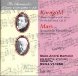 MARX - Hamelin - Concerto romantique pour piano
